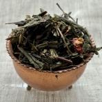 """Žalioji arbata """"Spanguolė - miško uoga"""""""