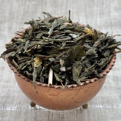 "Žalioji arbata ""Ženšenis - citrina"""
